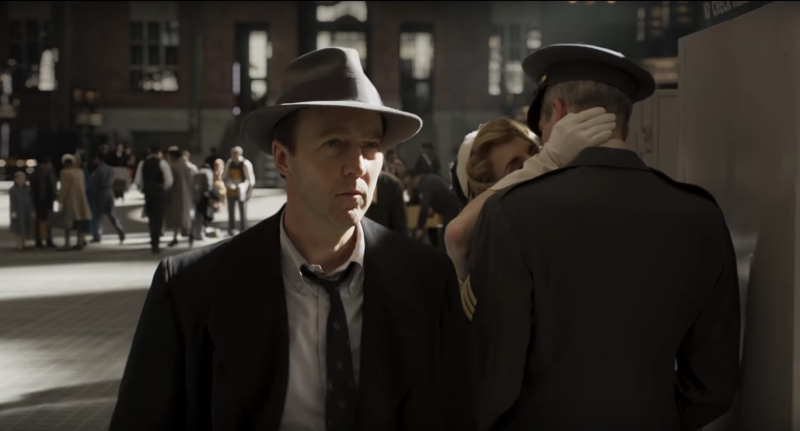 Edward Norton in 'Motherless Brooklyn'