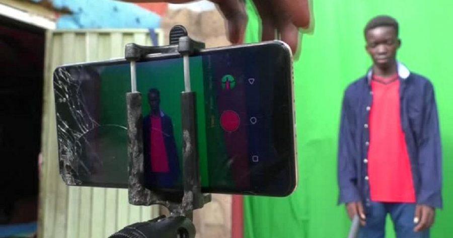 Nigerian Teens produce Sci-fi