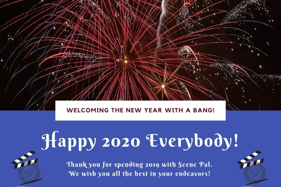 Happy New Year 2020 Scene Pal
