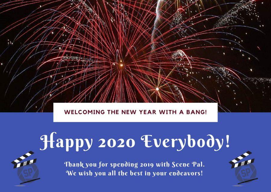 Happy New Year 2020 Scene Pal